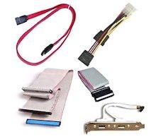Шлейфы, кабели, переходники