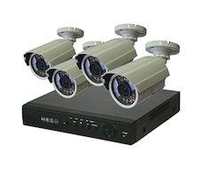 Домашние охранные системы