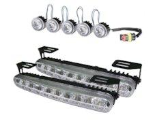 Дневные ходовые огни и LED аксессуары