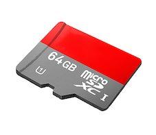 Карты памяти microSD(HC)