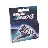 Бритвенный станок GILLETTE MACH3 Cменные кассеты д/бритья 2шт