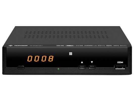 DVB-T2 ресивер Telefunken DVBT-201