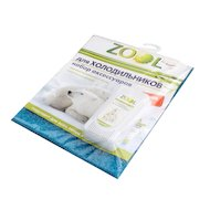 Аксессуар к холодильникам ZOOL 712 Набор аксессуаров для холодильника (коврик+поглотитель)