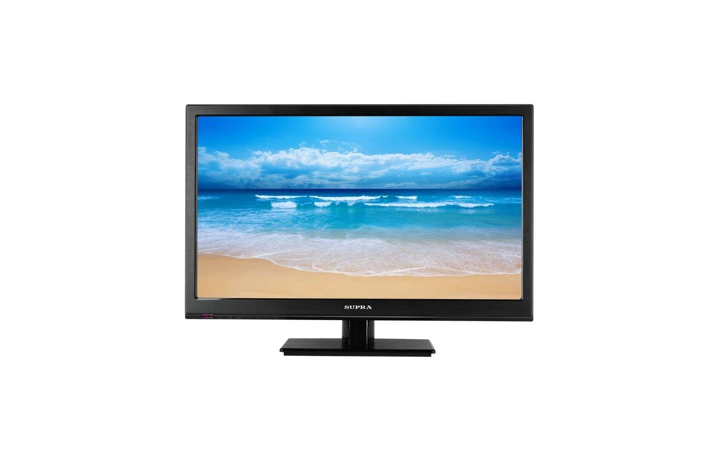 LED телевизор SUPRA STV-LC22500FL black
