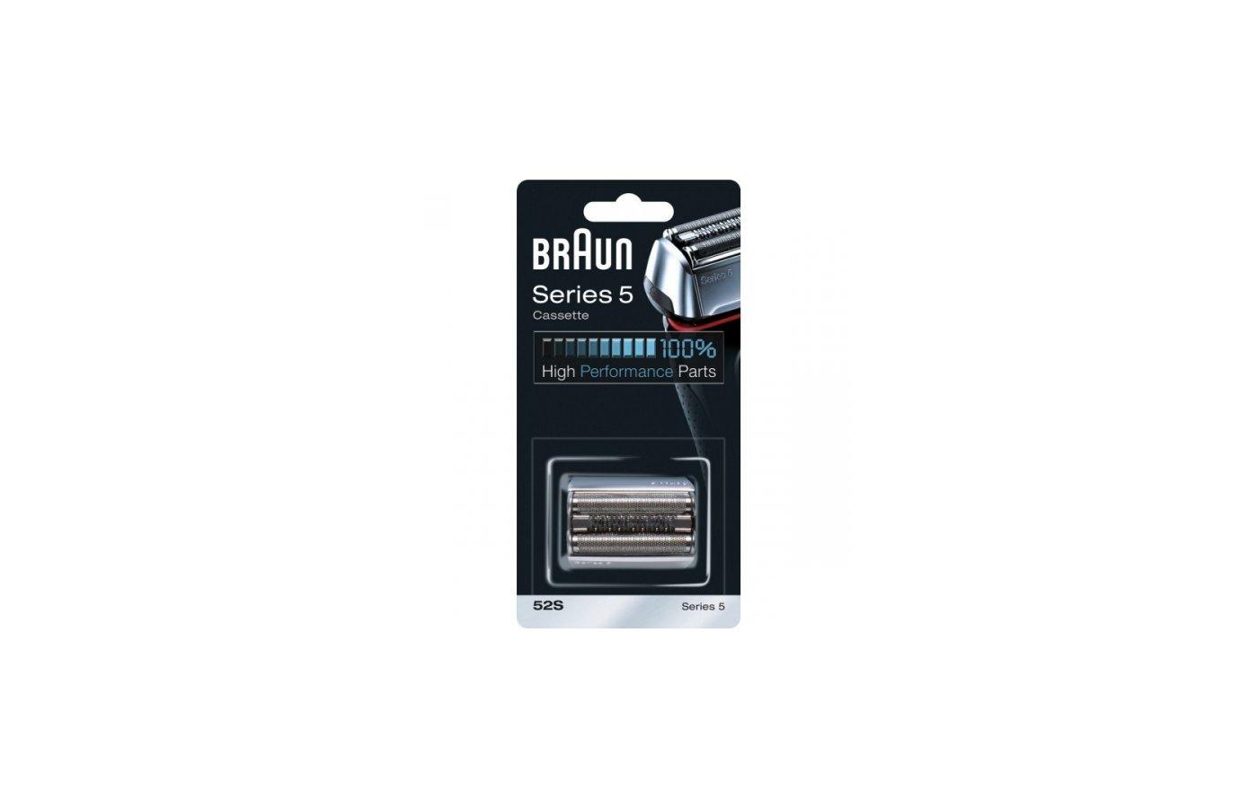 Сетки и блоки для бритв BRAUN сетка+реж.блок Series 5 52S