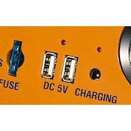 Фото Автомобильное зарядное устройство DEFORT DPS-17N