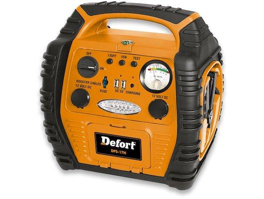 Автомобильное зарядное устройство DEFORT DPS-17N