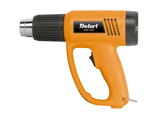 Фен DEFORT DHG-1600