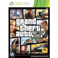 Grand Theft Auto V Xbox 360 русские субтитры