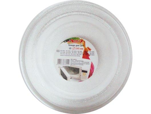 Тарелка для СВЧ AKSEL/EURO EUR N-01 Тарелка для СВЧ GP-245В-LG