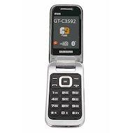 Фото Мобильный телефон Samsung GT-C3592 black