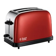 Фото Тостер RUSSELL HOBBS Flame Red 18951-56