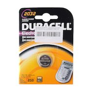 Батарейка Duracell CR2032 1шт.