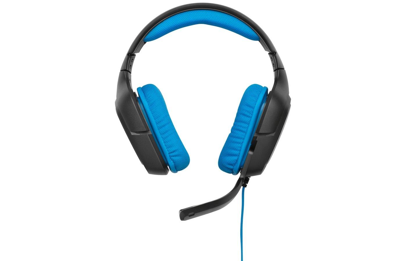 Игровые наушники проводные Logitech Headset G430 Gaming /LOG-981-000537/