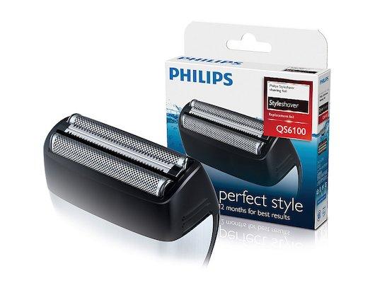 Сетки и блоки для бритв PHILIPS QS 6100/50 Бритвенные головки для стайлера QS6140