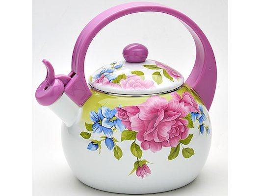 чайник металлический Mayer Boch 22502 2.2л ЭМАЛЬ