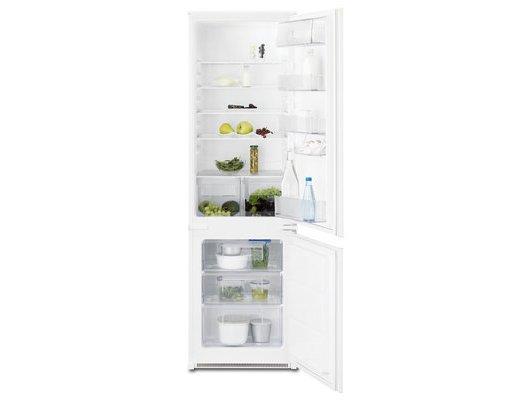Встраиваемый холодильник ELECTROLUX ENN 92801BW