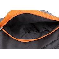 Фото Кейс для ноутбука RBT LSM 10010R 15.4/15.6 black with orange