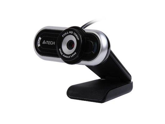 Веб-камера A4Tech PK-920H-1 black/silver