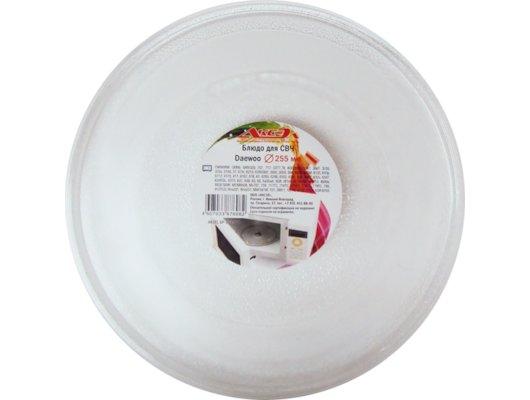Тарелка для СВЧ AKSEL/EURO EUR N-07 Тарелка для СВЧ GP-255-DAE