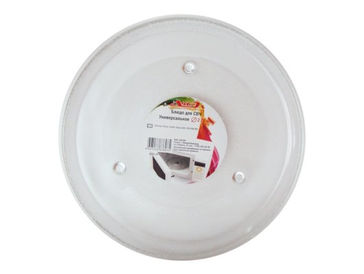 Тарелка для СВЧ AKSEL/EURO EUR N-09 Тарелка для СВЧ GP-270-UN