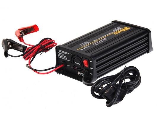 Автомобильное зарядное устройство WESTER CB20