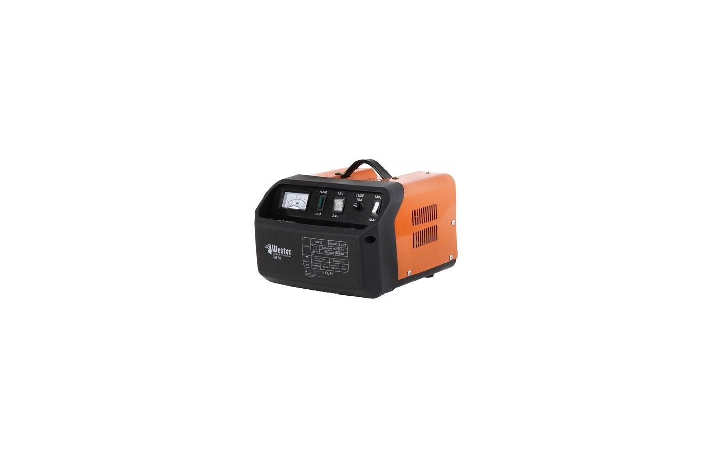 Автомобильное зарядное устройство WESTER CH30