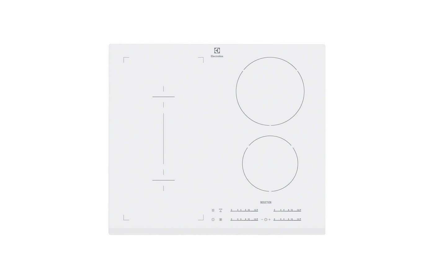 Варочная панель ELECTROLUX EHI 96540FW