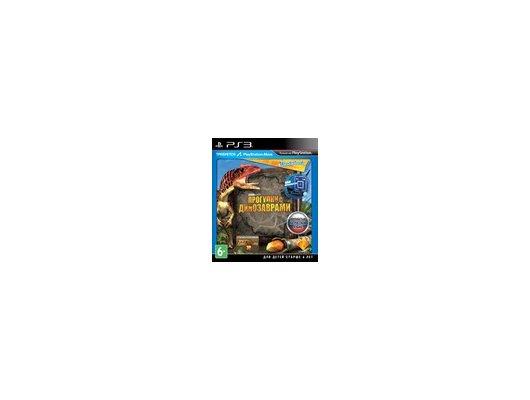 Прогулки с динозаврами (только для PS Move Wonderbook) PS3 русская версия
