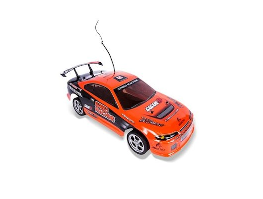 Игрушка MioshiTech On-Road Rally Racer 1:10 Р/У Автомобиль MTE1201-006К