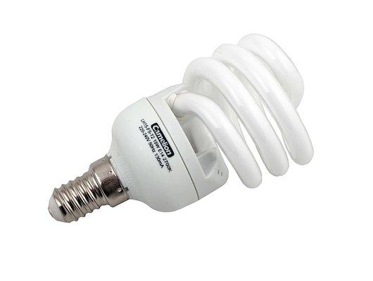 Лампочки энергосберегающие Camelion LH15-FS-T2-M/827/E14 (энергосбер.лампа 15Вт 220В)
