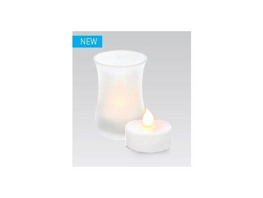 Декоративный светильник Camelion LCG-V (Cветильник светодиодный Свеча декоративная 1 х CR2032)