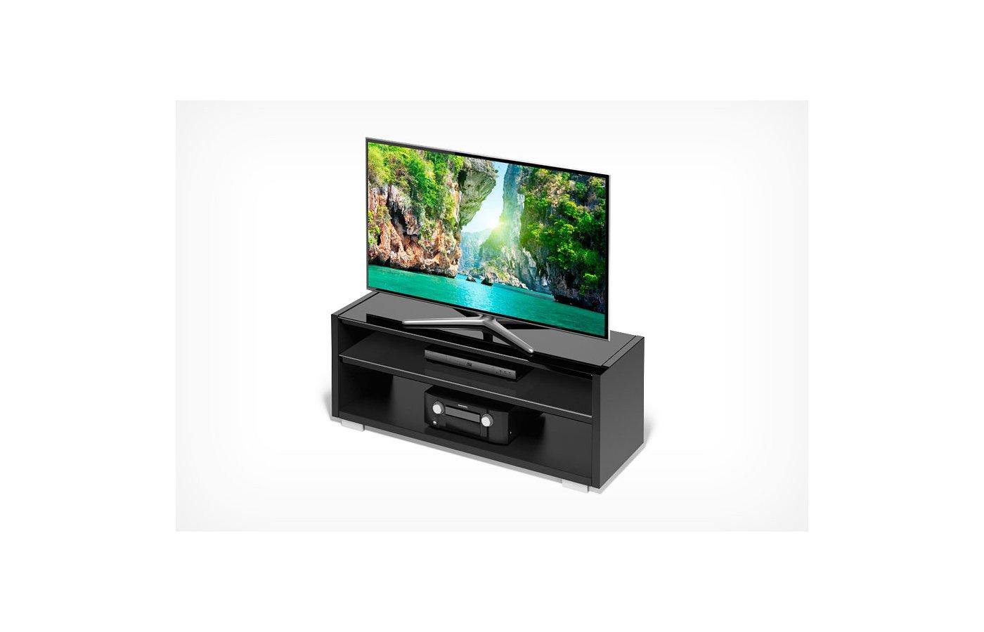 Телемебель Holder стол TV-3090 черный