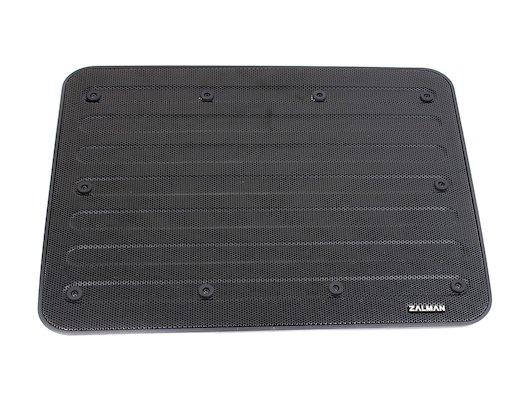 Подставка для ноутбука ZALMAN ZM-NC3 до 17 вентилятор 200мм 1xUSB 2.0 черная