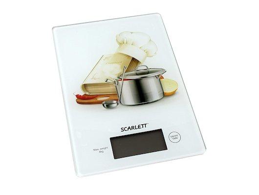 Весы кухонные Scarlett SC-1217