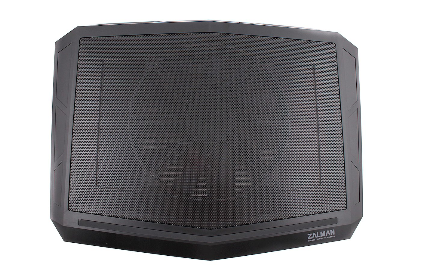 Подставка для ноутбука ZALMAN ZM-NC11 до 17 вентилятор 220мм черная