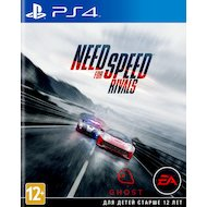 Фото Need for Speed Rivals Limited Edition PS4 русская документация