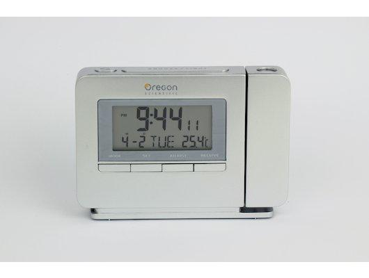 Настольные часы Oregon Scientific TW223-g проекционные часы с будильником и термометром