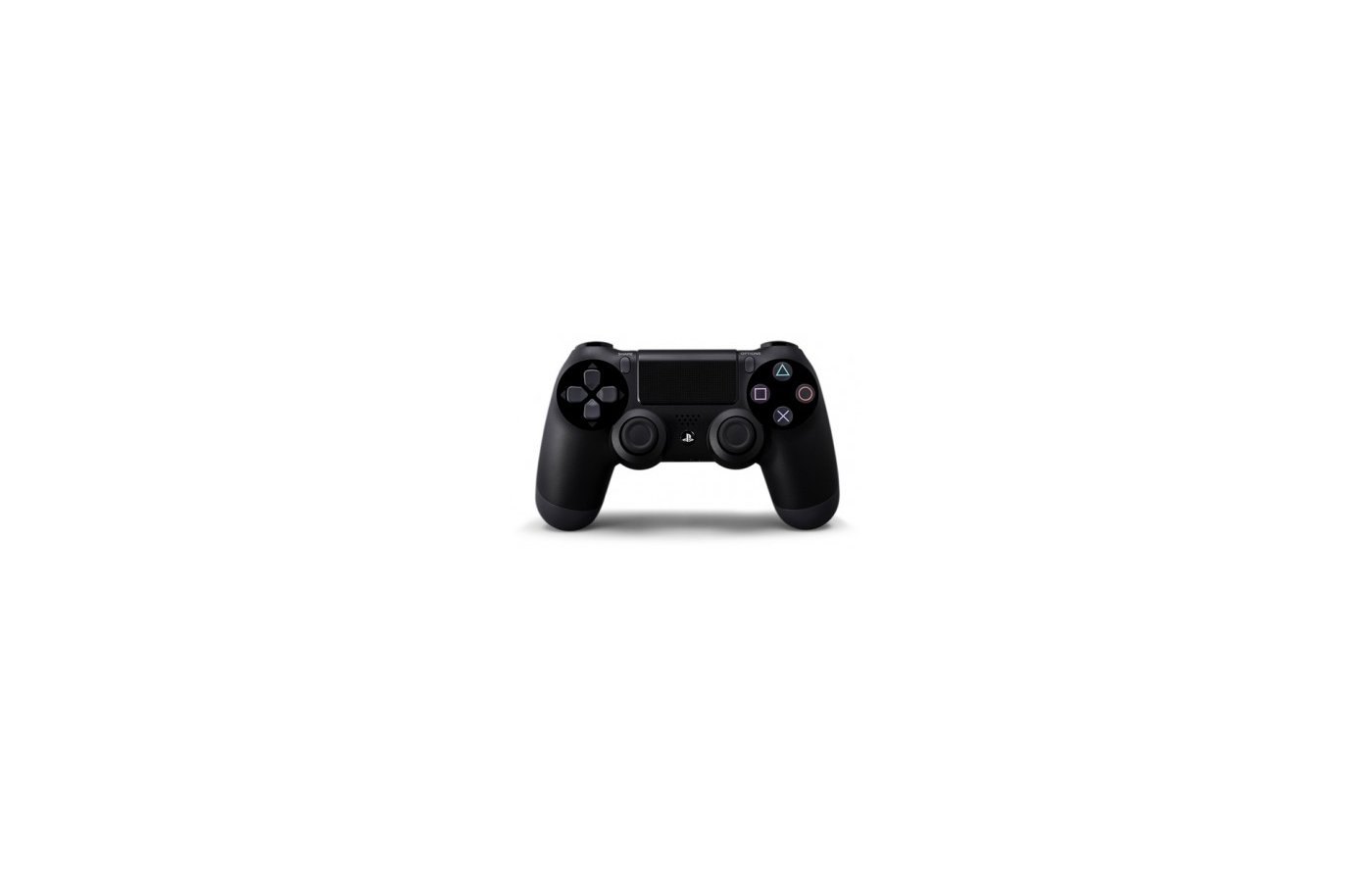 Sony Dualshock 4 Cont Black v2/RUS (CUH-ZCT2E)