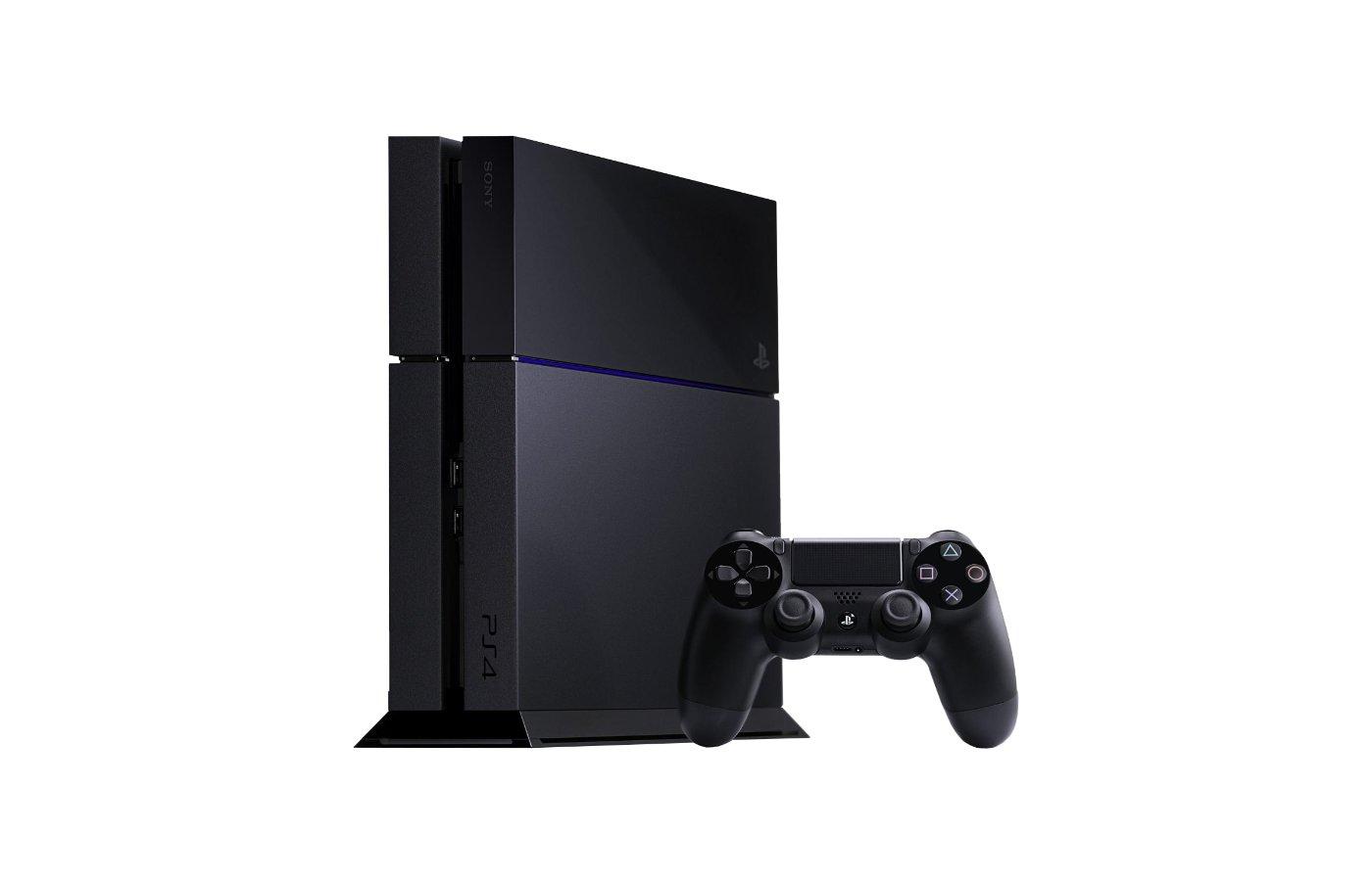 SONY PlayStation 4 500Gb C Black