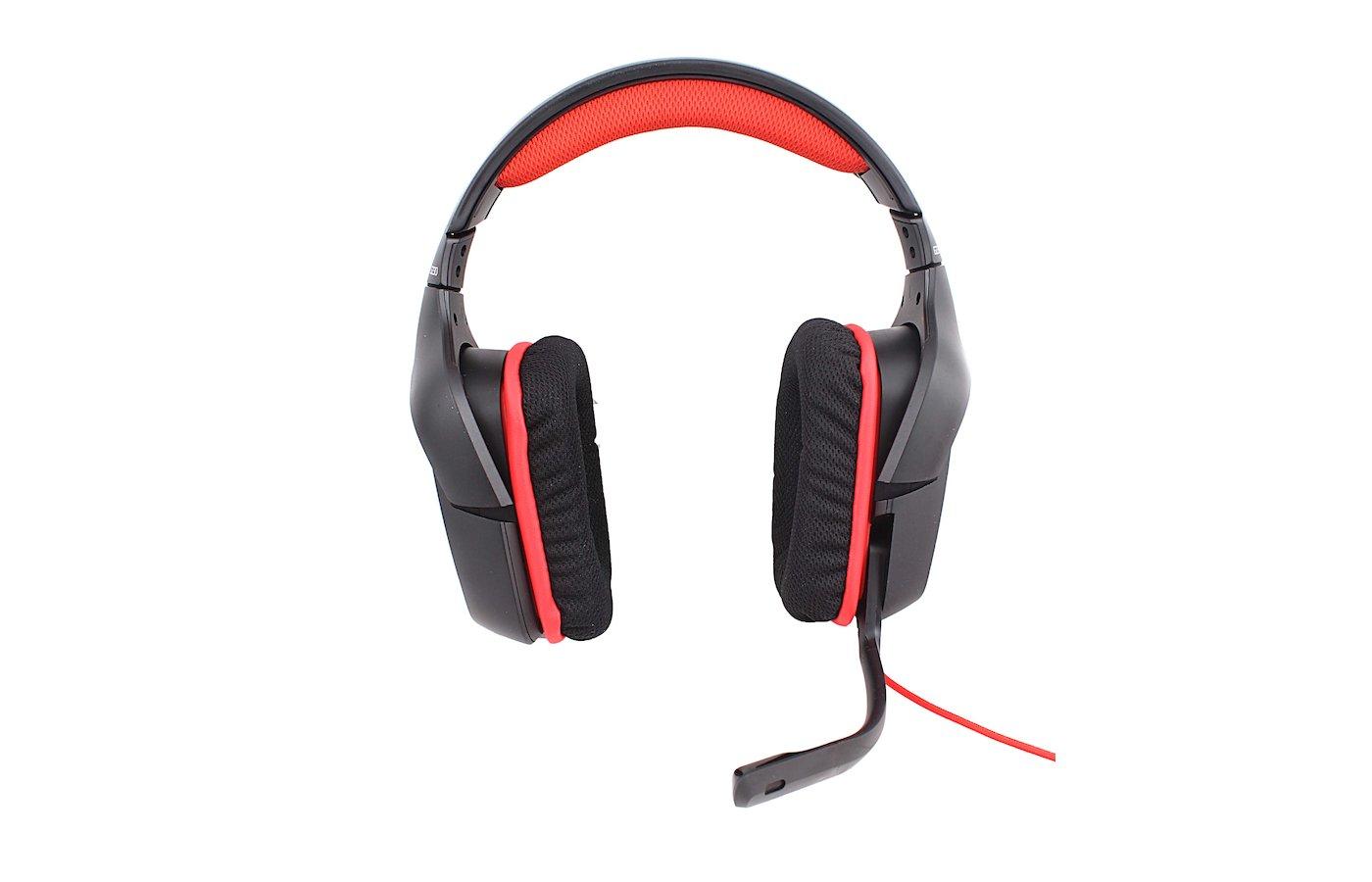 Игровые наушники проводные Logitech G230 Gaming /LOG-981-000540/