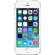 Фото Смартфон Apple iPhone 5s 16Gb silver ME433RU/A