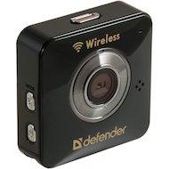 Фото Веб-камера Defender Multicam WF-10HD (черная) WiFi камера HD720p