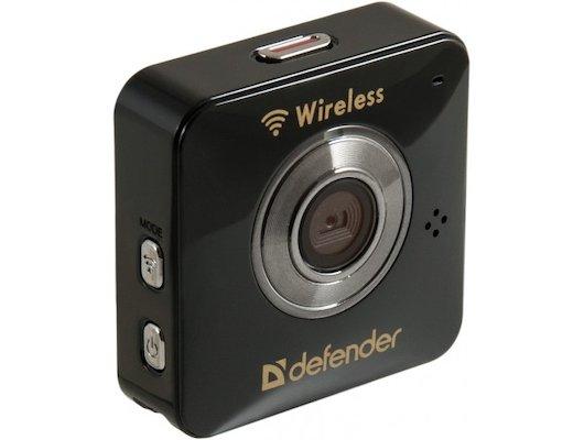 Веб-камера Defender Multicam WF-10HD (черная) WiFi камера HD720p