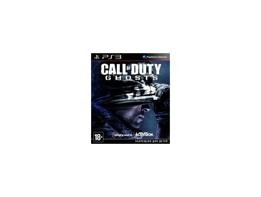 Call of Duty Ghosts PS3 русская версия