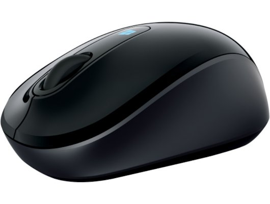 Мышь беспроводная Microsoft Sculpt Mobile Mouse MSP-(43U-00004)
