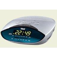 Настольные часы VITEK VT-6602 (BK)