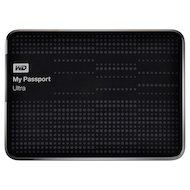 Фото Внешний жесткий диск Western Digital WDBJNZ0010BBK-EEUE USB 3.0 1Tb My Passport Ultra (5400rpm) 2.5 черный