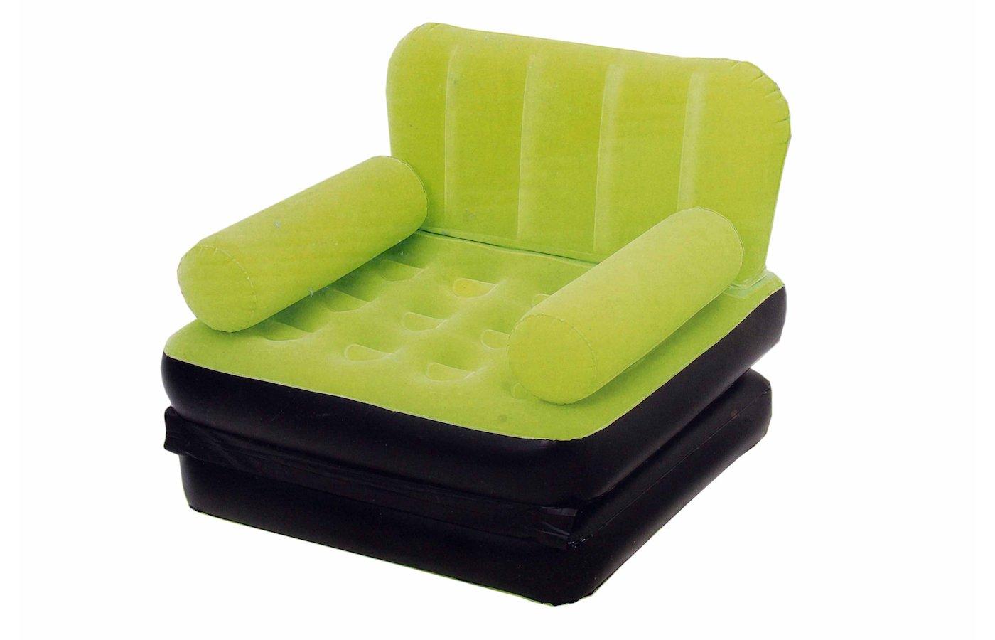 Кресло надувное BESTWAY 67277N Кресло-кровать надувное 191х97х64см
