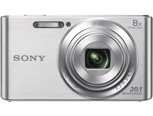 Фотоаппарат компактный SONY DSC-W830/S